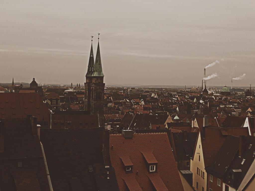 Nuremberg by Wreckofrooks