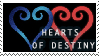 Hearts Of Destiny Stamp 2 by MiAmoure