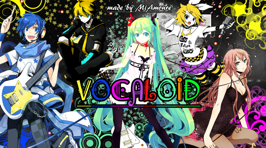 vocaloid characters wallpapers - photo #19