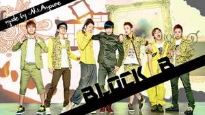 Block B wallpaper