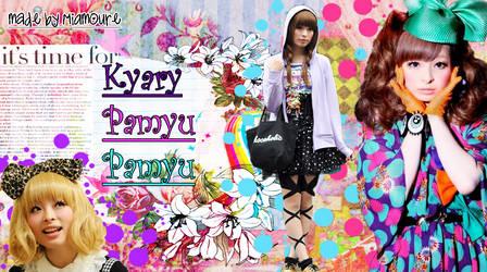 Kyary Pamyu Pamyu Wallpaper