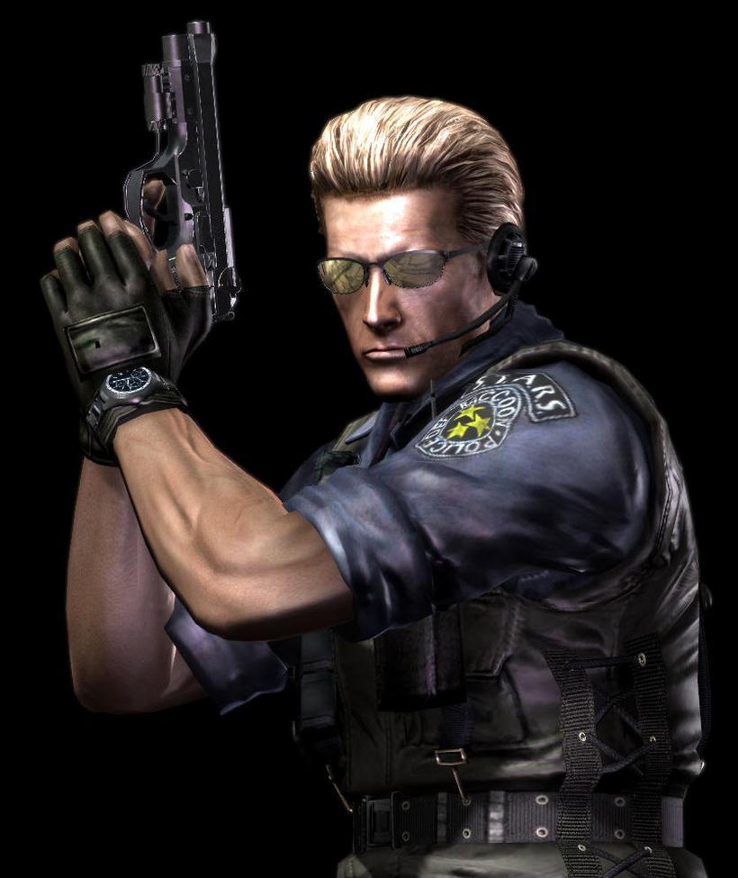 Wesker Model 5 by DragonKeeper333 ...  sc 1 st  DeviantArt & Wesker Model 5 by DragonKeeper333 on DeviantArt