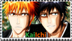 STAMP- KaiIchi by DragonKeeper333