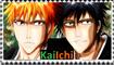 STAMP- KaiIchi by DragonKeeper333
