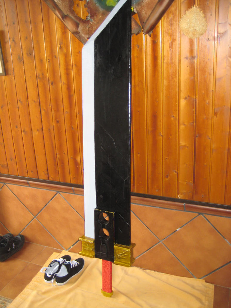 buster sword zack