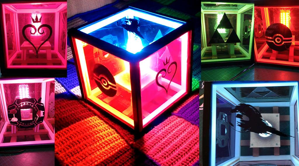 Lampara Gamer || Gamer Lamp By G10man