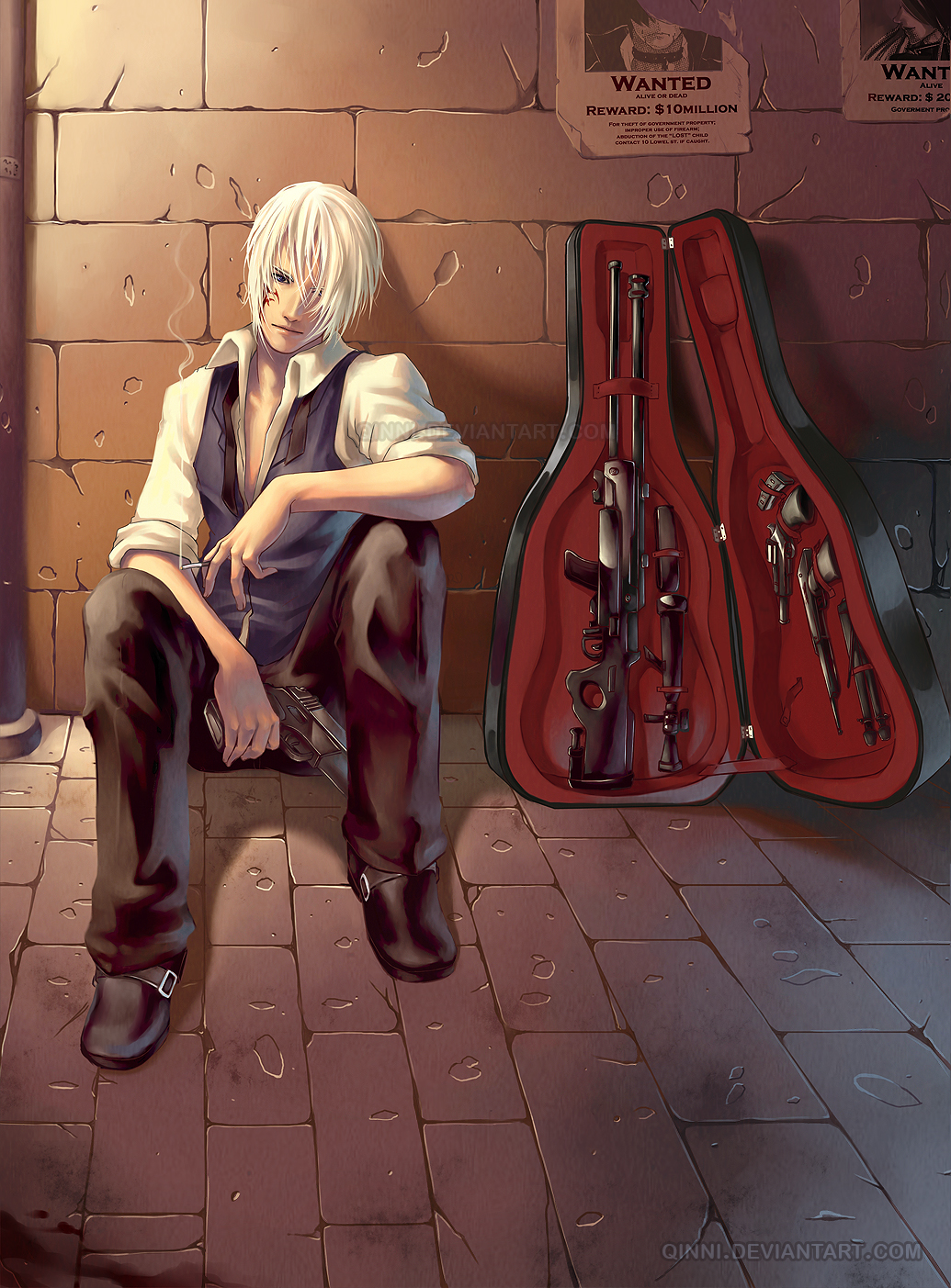 The Assassin by Qinni