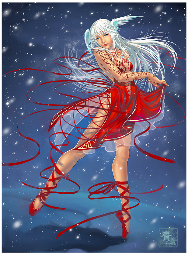 Winter Waltz by Qinni