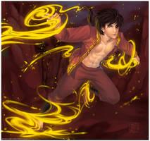 Prince Zuko by Qinni