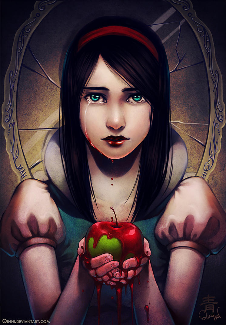 Snow White by Qinni