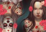 Dia de los Muertos: Day of the Dead Wallpaper