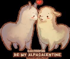 Happy Alpacalentines