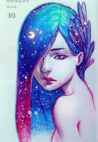 Stardust by Qinni