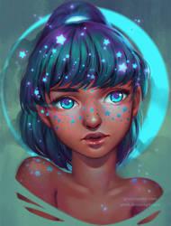 Freckled Stars