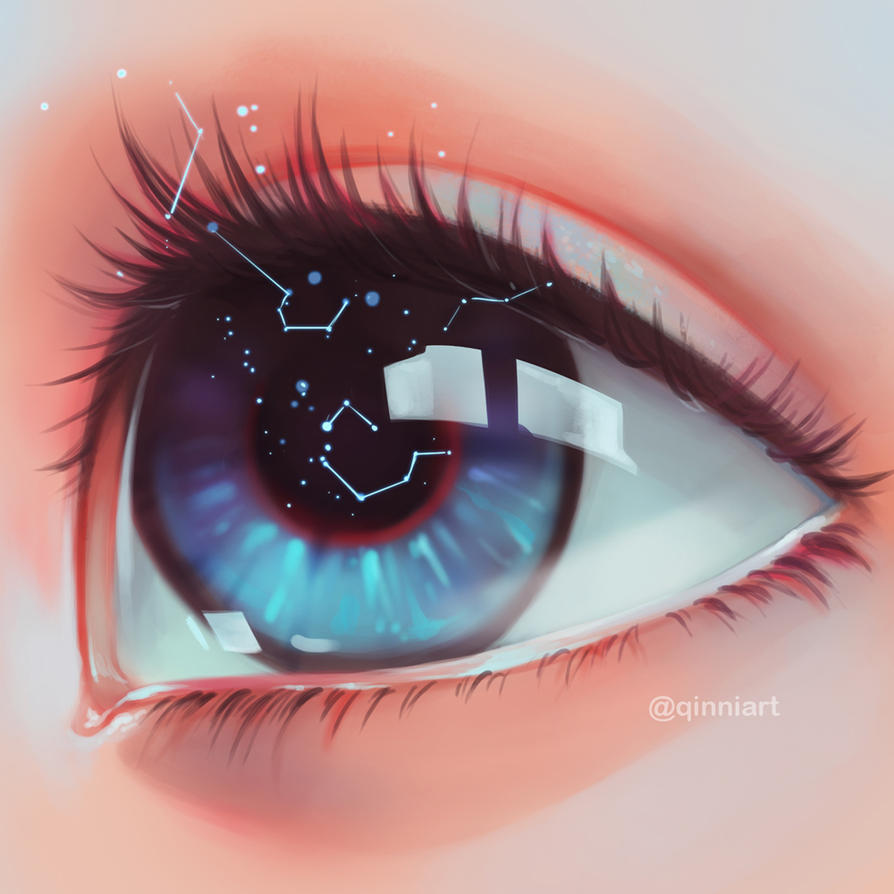 It's just a graphic of Gutsy Starry Eyes Drawing