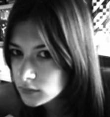 Grayscale Self Portrait by lovely-little-freak