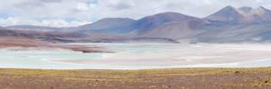 Aguas calientes panoramic