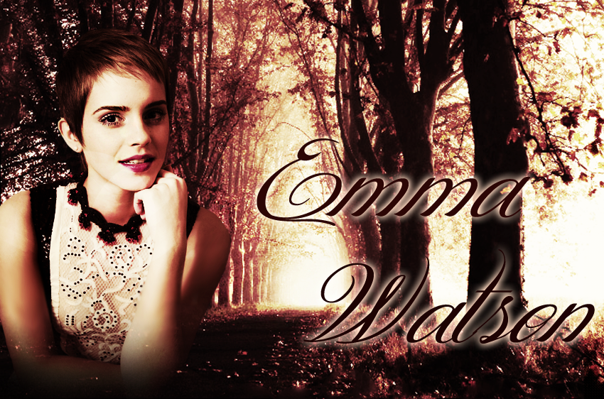Emma Watson. by FairyThumb