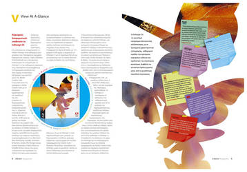 Magazine Layout 4 by zoetrope-design