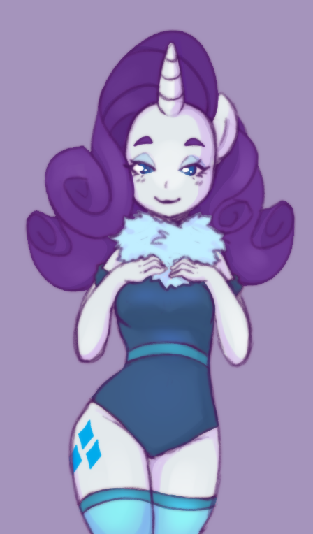 Rarity by Kiriiv