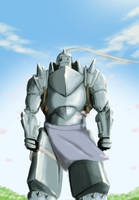 Alphonse Elric by OrangeBox01