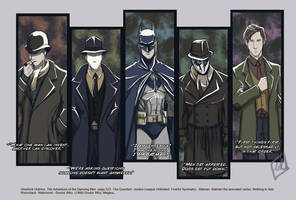 Greatest Detectives by OrangeBox01