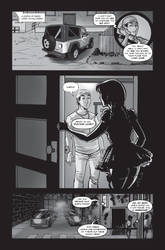 'Cat Walk' Page 3 by bdestefano