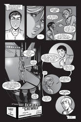 'Cat Walk' Page 8 by bdestefano