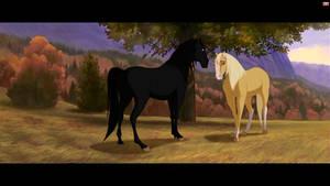 Strider and Esperanza