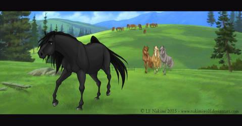 Strider's Herd