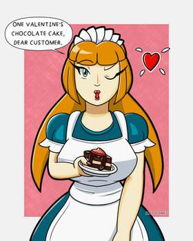 Emily Valentine's Day