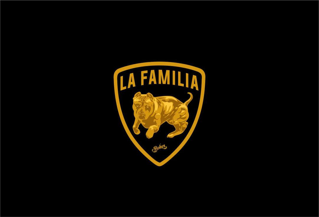 La Familia Lamborgini by matim01