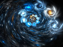 Fractal Spiral by silencefreedom