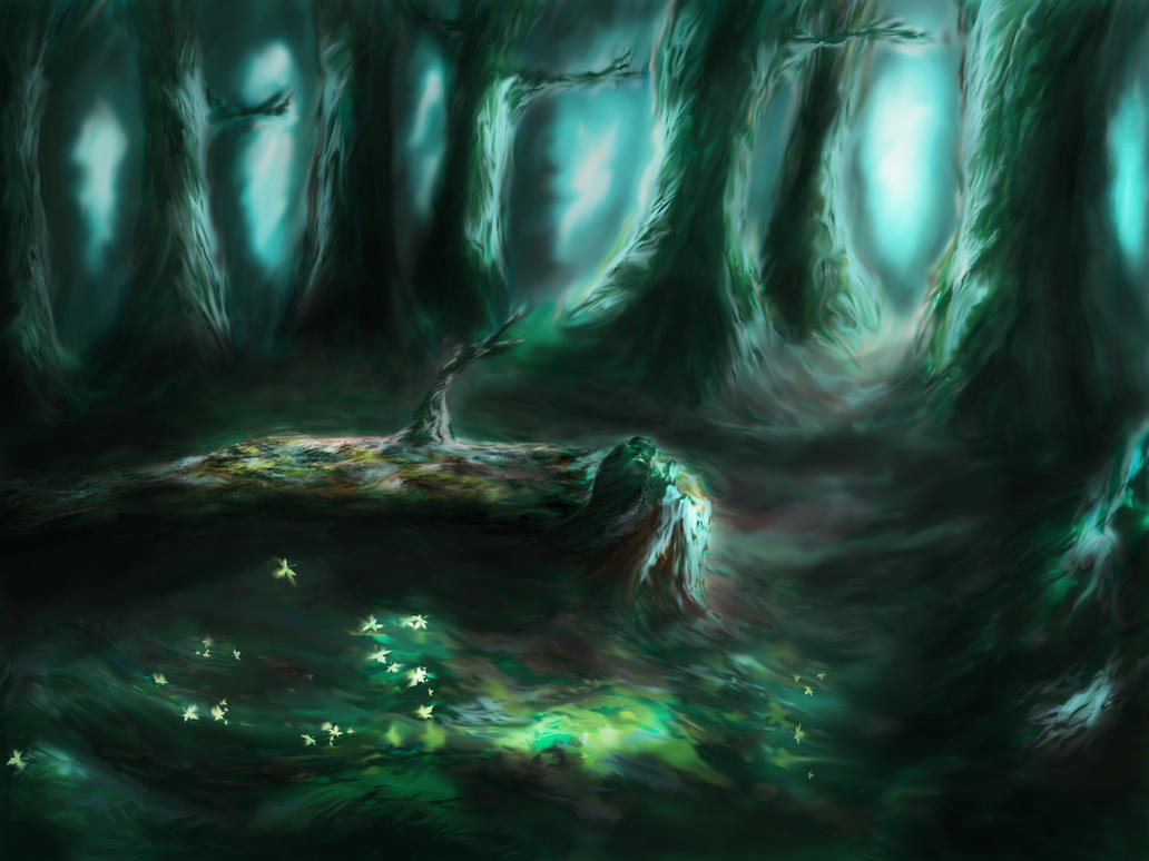 Forest by silencefreedom