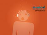 Muzical Birthday