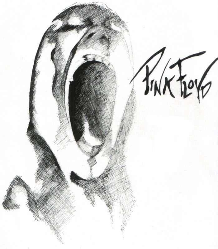 Pink Floyd by JoelAndrewMorgan