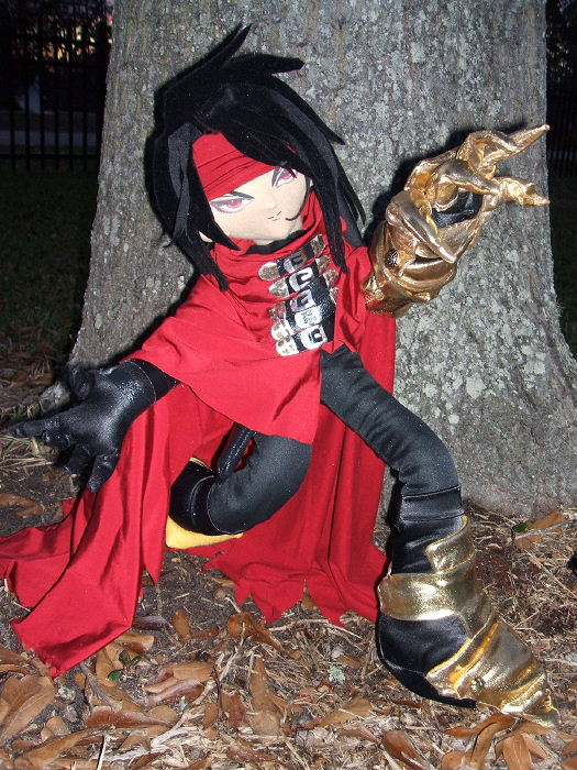 Vincent Valentine AC 2' Plush by SetsunaKou