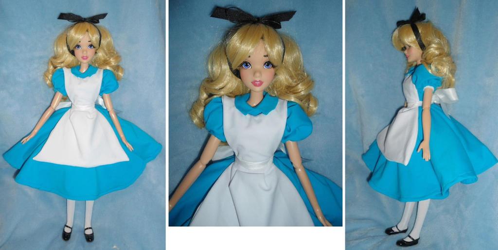 Alice in Wonderland 17 inch Custom DollThis by SetsunaKou
