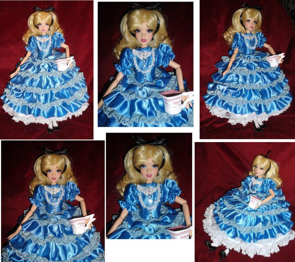 Alice in Wonderland LE Replica 17inch OOAK Doll by SetsunaKou