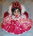 Princess Vanellope 12 inch Custom Doll