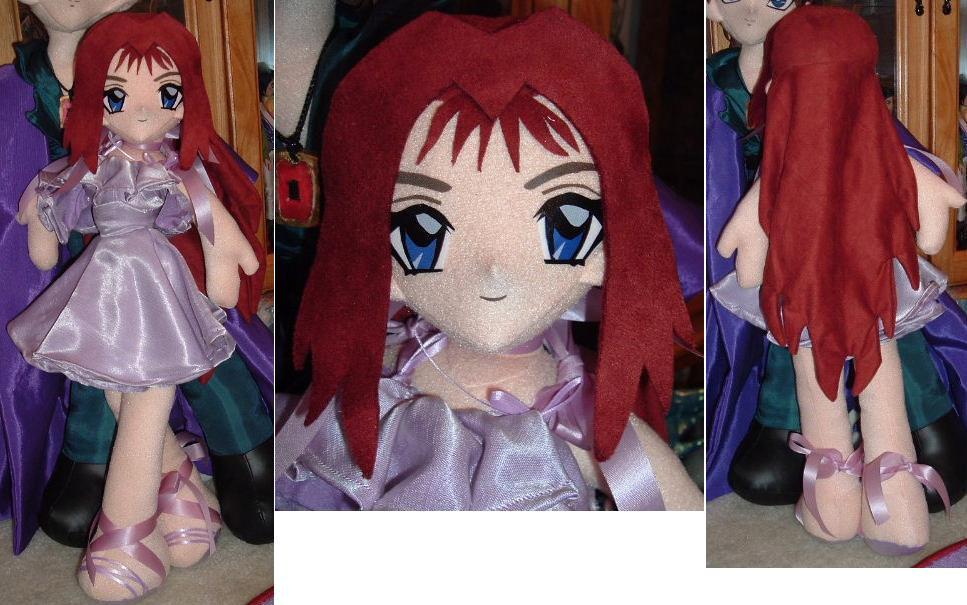 Seren 2' Plush Doll by SetsunaKou