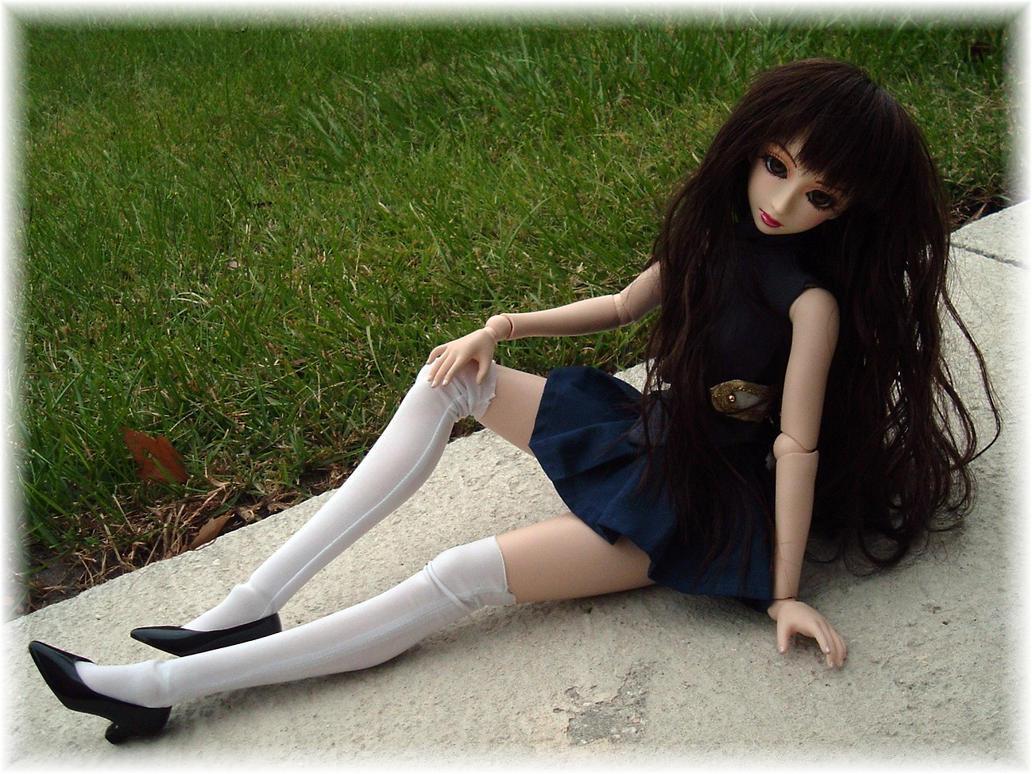 Haruka 60cm BJD Doll by SetsunaKou