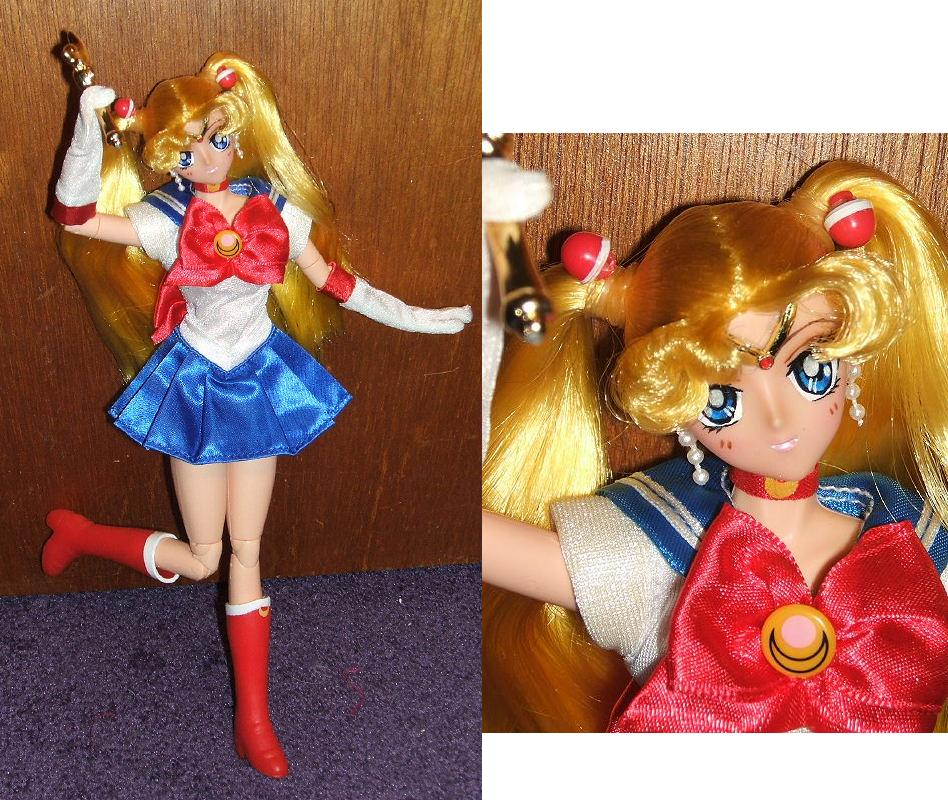 Sailor Moon 11' VOLKS DOLL by SetsunaKou on DeviantArt