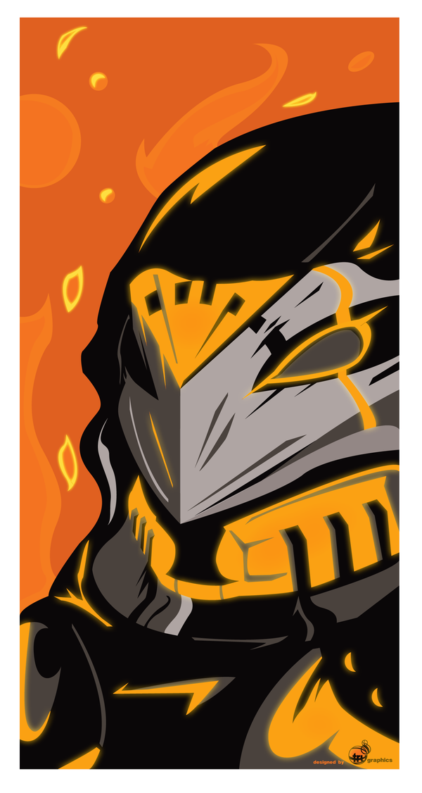 Destiny Hunter Poster by 347STUDIOS