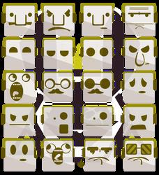 TofuGamer Emotes by 347STUDIOS