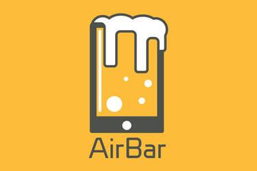 AirBar Logo by 347STUDIOS