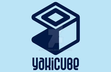 Branding: Yakicube logo by 347STUDIOS