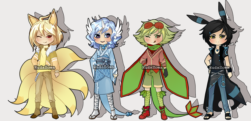 quilladin gijinka - photo #23