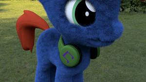 Fluffay Pony!