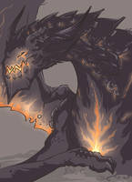 Deathwing by Shiranui-CandyGod